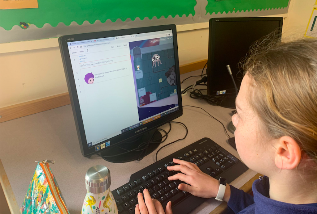 Smashing gender stereotypes with code education